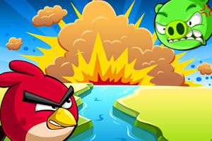 《愤怒的小鸟VS捣蛋猪2》截图2