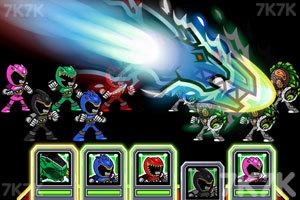 兽电战队魔兽对决