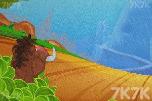 《森林动物运动会》游戏画面2