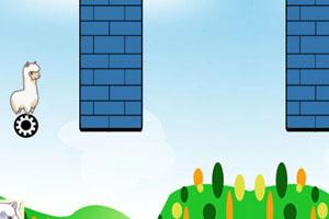 《狂奔的小羊驼》游戏画面1
