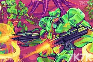 《狂暴重装机甲无敌版》游戏画面2