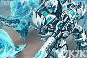 《狂暴重装机甲无敌版》游戏画面6