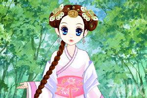 《森迪公主穿越千年》游戏画面1