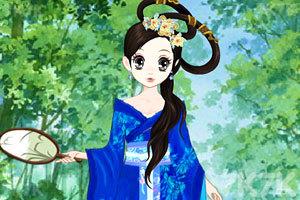 《森迪公主穿越千年》游戏画面2
