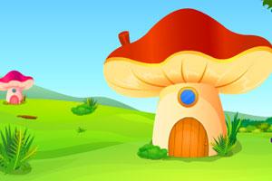 《逃离蘑菇小镇》游戏画面1