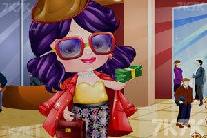 《可爱宝贝的商业装》游戏画面3