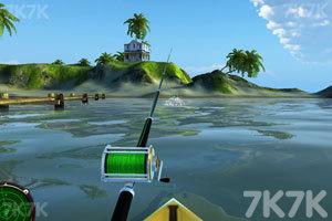 《去大海钓鱼》游戏画面2