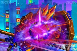 《组装机械狮心英雄》游戏画面2