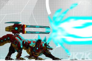 《狂暴机器人狼》截图6