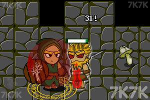 《斗兽场的夜晚》游戏画面5
