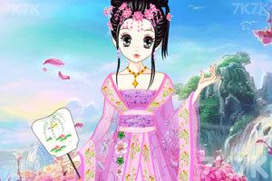 《森迪公主的古代打扮》游戏画面3
