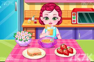 《宝贝做早饭》截图3