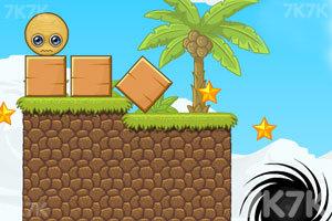 《小球大逃亡》游戏画面2