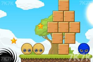 《小球大逃亡》游戏画面4