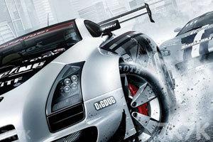 《豪车大赛》游戏画面1