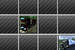 《超级大卡车翻翻看》游戏画面1
