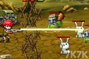 《英雄守望者》游戏画面2