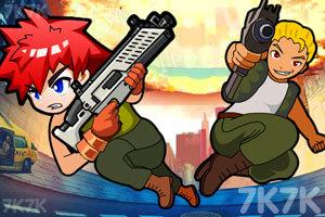 《英雄守望者》游戏画面1