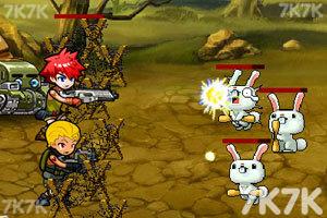 《英雄守望者无敌版》游戏画面3