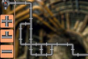 《修废弃水管》游戏画面1