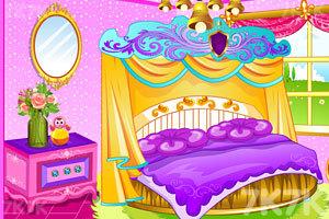 《粉色公主房》游戏画面2