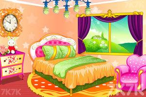 《粉色公主房》游戏画面3