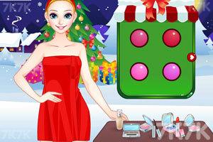 《公主的圣诞婚礼》游戏画面2