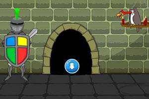 《幽灵城堡逃生》游戏画面1