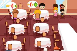 《经营披萨小店》游戏画面1