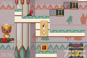 《埃及猫大冒险》游戏画面4