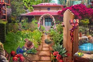 《鲜花小院》截图1