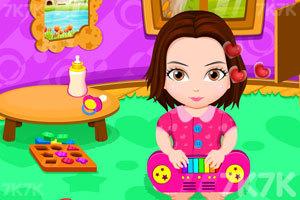 《宝贝的一日照顾》游戏画面3