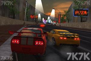 《极速跑车竞速赛》游戏画面4