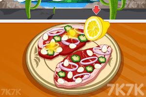 《手握披萨》游戏画面4