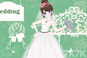 《美丽可爱小新娘》游戏画面3