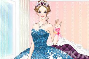 《公主的新娘礼服》游戏画面3
