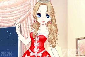 《森迪公主的年会礼服》游戏画面2