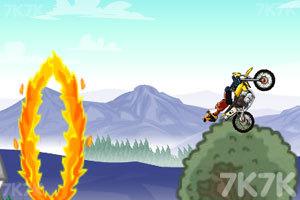 《摩托极限特技》游戏画面3