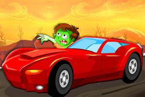 《僵尸赛车竞速》游戏画面1
