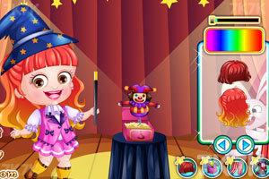 《可爱宝贝当魔术师》游戏画面3