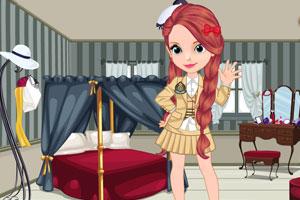 索菲亚小公主开学了