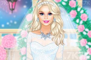 《芭比的冬日婚礼》截图2