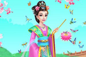 美丽的中国公主