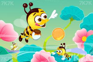 《辛勤的小蜜蜂》截图2