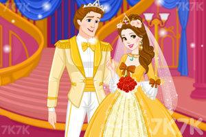 《美女与野兽婚礼》游戏画面2