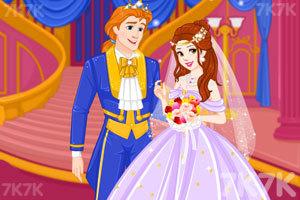 《美女与野兽婚礼》游戏画面1