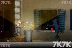 《黑客帝国大乱斗中文版》游戏画面4