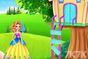 《缇娜的小树屋》截图2