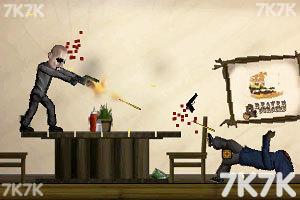 《黑客帝国大乱斗中文无敌版》游戏画面2