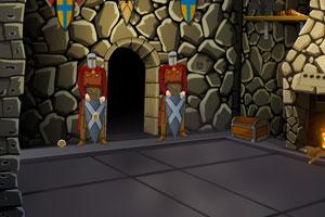 《蝙蝠城堡逃脱》游戏画面1